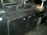 Pizza / Sandwich Prep Table 6 Ft. New Board And Pans 115 V 900 Items On E Bay