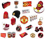 Manchester United - Official Football Club Merchandise Gift Xmas Birthday