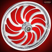 Harley Davidson 21 Inch Chrome Wheel And Tire The Creeper