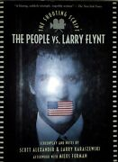 The People Vs. Larry Flynt By Scott Alexander Signedfirst Edition