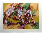 Mark King Total Tennis Tennis Players Hand Signed Art Make An Offer