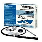 New Teleflex Oem Rack And Pinion Boat Steering System 8' Ss14108