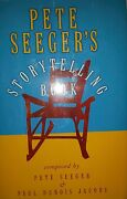 Storytelling Book By Peter Seeger Signedfirst Ed