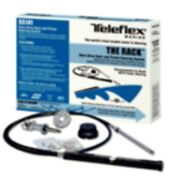 New Teleflex Oem Rack And Pinion Boat Steering System 8' Tel Ss14108