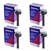 New Set Of 4 Acdelco Bs-c1207 Performance Ignition Coil