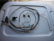 Nos Sachs Montgomery Ward Open Road Columbia Commuter Solo Engine Wiring Harness
