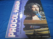 Procol Harum Ten Years After Joint Concert 72and039 Japan Tour Book Program Alvin Lee
