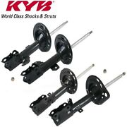 Kyb Front And Rear 4 Struts Shocks For Toyota Camry 2007 - 2011