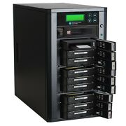 1 To 9 Multiple Sata Hard Drive Hdd And Ssd Memory Card Copier Duplicator 150mbps