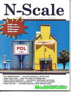 N-scale July 99 Paper Loads Weathering Detailing Kato Dash-9 C44-9w Uncouplers