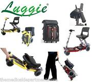 2019 Luggie Standard Folding Portable Mobility Scooter
