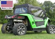 Arctic Cat Wildcat Trail Enclosure For Existing Windshield - Doors Roof And Rear