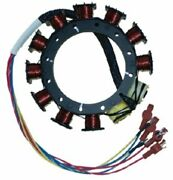 Mercury 1976-1990 506065 And 70hp-3cyl 76-97 404550557580and 85hp-4cyl Stator