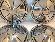 Plymouth Duster Valiant Hubcaps 1969 1970 1971 1972 1973 1974 1975 1976 1977