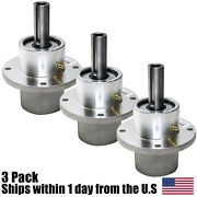 3pk Spindle Assembly For Wright 48 52 61 Decks 71460007