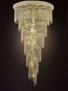 French Empire Empress Crystal Tm Chandelier Chandeliers Lighting H 54 W 30