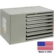 Heater 100,000 Btu - Commercial Low Profile - Natural Gas - Power Vented - 120v
