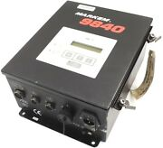 Markem 9840 Bx Code Dater Controller For Parts Or Repair