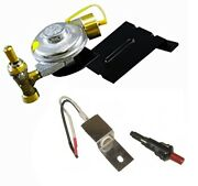 Weber Baby Q100 Gas Grill Electronic Igniter Baby Q Valve And Regulator Assembly
