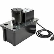 Condensate Removal Pump - Automatic - 115 Volts - 200 Gph - 1/50 Hp - 60 Hz - 1a