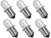 6 8 Volt Light Bulb Replacements For Ryobi One+ System 118v Cordless - New