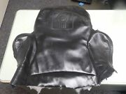 Kenworth Dump Truck Semi Upholstery Seat Back For Arts Crafts Steampunk Mancave