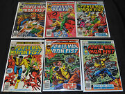Heroes For Hire Lot - Hot Netflix Show - 1978 Grade 5.0-7.5 Wh