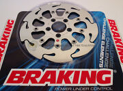 For Harley Davidson Fxsts 1340 Springer Softail 1997 97 Front Brake Rotors Float