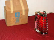 68 Lincoln Continental Nos Lh Tail Chrome Light Assembly W/ Lens