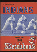 1960 Cleveland Indians Yearbook