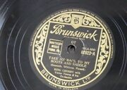 78rpm Bing Crosby Take Me Back To Boots And Saddle / Mexicali Rose