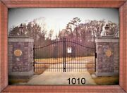 On Sale Driveway Gate 1010 12and039 Wd Inc Post Pkg Home Security Veteran Discount
