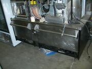 Low Boy Equipment Stand 2 Ovens Solid Top H/dutygasshelves 900 Items More