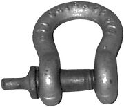 New Forged Anchor Shackles Chicago Hardware 201308 1/2 Length 1-15/16 Width 1-