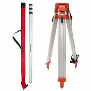 Aluminum Tripod And 9and039 Grade Rod Inches Package Construction Auto Level Laser