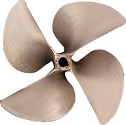 New Acme Inboard Propellers Acme Props 2315 4 Blade Bore 1-1/8 Dia. 15 Pitch 1
