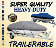 New Boat Cover Mirro Craft Dual Impact 1766 2010-2014