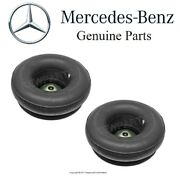 For Mercedes W109 W112 Set Of Front Left And Right Suspension Air Bags Genuine