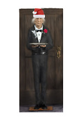 Dobson The Butler Animated Life Size Prop Made In The Usa Halloween Statue New