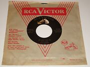 Elvis Presley My Baby Left Me/i Want You I Need You I Love You Original 45