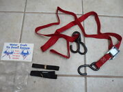 Nos Water Craft Tie Down System Easy To Use Straps With Hooks