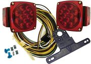 Blazer C7421 Led Submersible Trailer Light Kit Jeep Truck Suv Off-road 4x4 Buggy