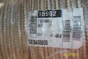 Spool Of Rope 1 Gold Braid 600 Ft