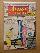 Action Comics 290 Fn- 5.5 Dc Brian Bolland Collection With Signed Cert