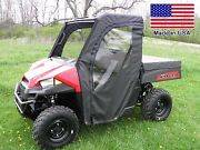 Doors And Rear Window For Polaris Ranger 570 Mid - Soft - Puncture Proof