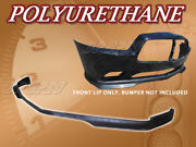 For 11-14 Dodge Charger T-ra Poly Urethane Pu Front Bumper Lip Spoiler Body Kit