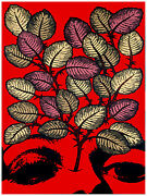 288.art Decorative Poster.graphics To Decorate Home Office.thorns In The Face.