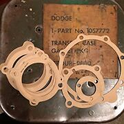 Wc Dodge G507 T223 Wc62 Wc 63 1 1/2 Ton Army Truck Transfer Case Gasket Kit