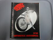 1970 Ferriby Supply Motorcycle Accessories Catalog