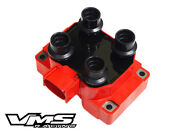 Vms Racing High Output Ignition Dis Coil Pack Ford Mustang Escort Contour F150